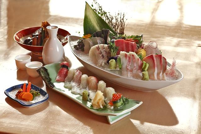Japans, Food, Sushi