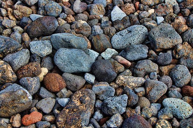 Stones, Structure, Lava, Colorful, Texture, Food