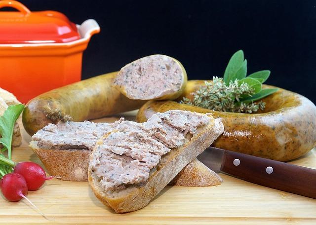 Liver Sausage, Sausage, Food, Eat, Delicious
