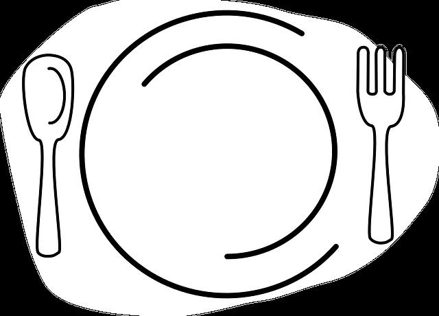 Plate, Dinner, Restaurant, Food, Lunch, Menu, Cooking