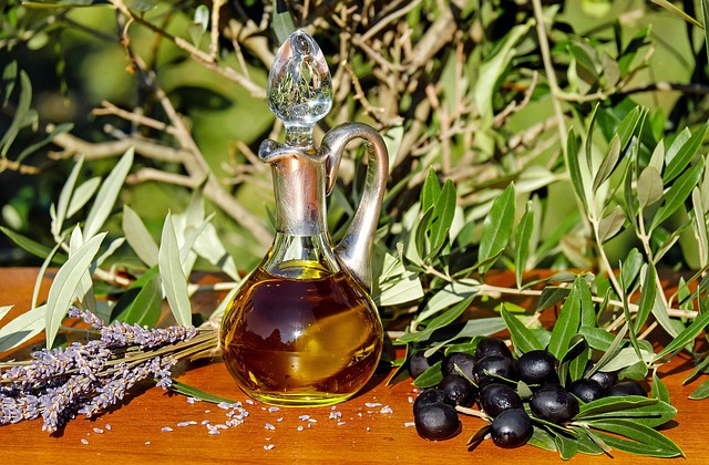 Olive Oil, Oil, Food, Carafe, Mediterranean