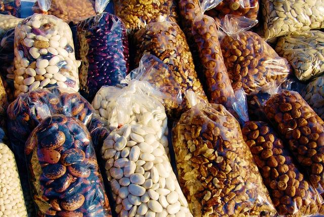 Bean, Market, Food, Healthy, Organic, Vegetable