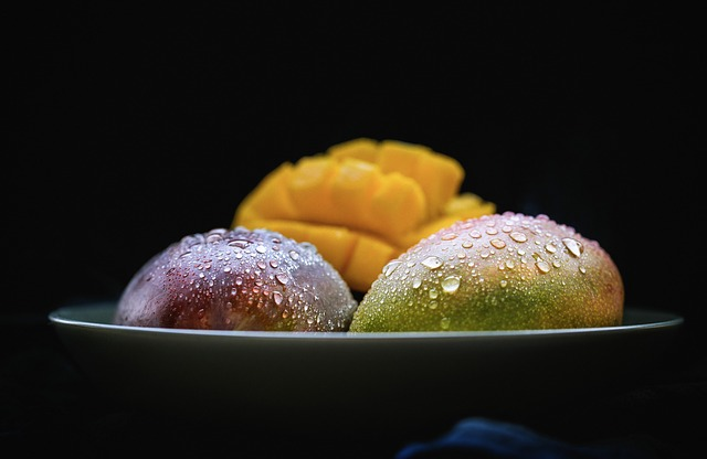 Mango, Fruit, Still Life, Food Photography