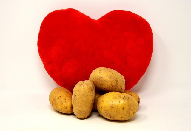 Potatoes, Healthy, Like To Eat, Like, Delicious, Food