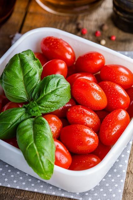 Tomatoes, Vegetables, Food, Red, Harvest, Summer