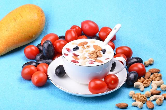 Food, Health, Fruit, Dessert, Refreshments, Diet