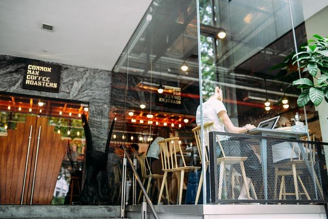 Restaurant, Communication, Food