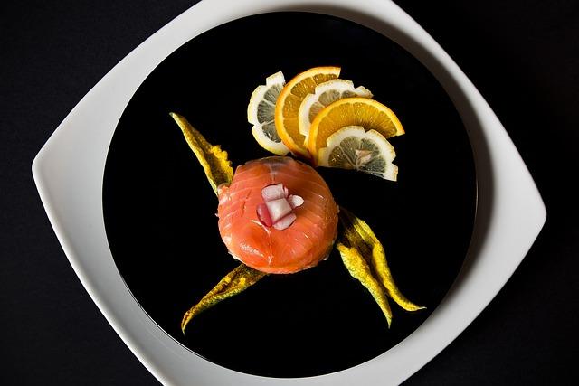 Food, Wallpaper, Dish, Succulent, Salmon, Dinner, Cook