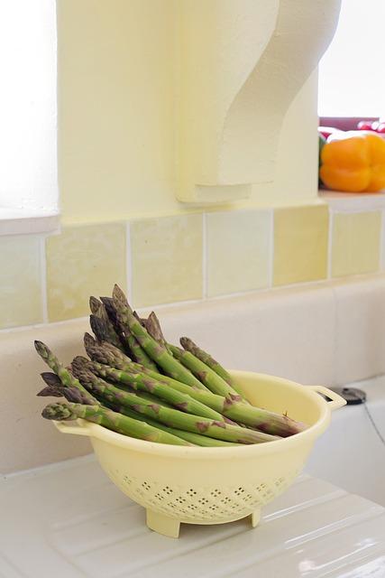Asparagus, Summer, Vegetable, Food, Healthy, Green