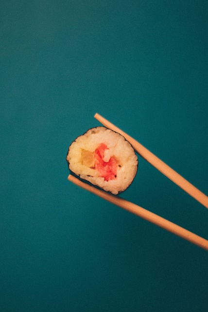 Sushi, Chopsticks, Maki, Food