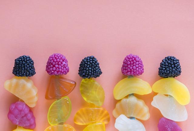 Food, Sweet, Color