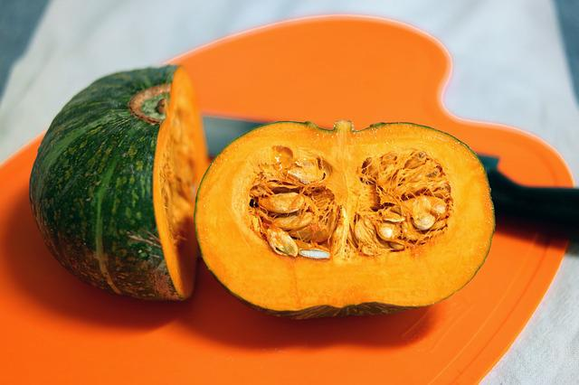 Sweet Pumpkin, Tapi Rouge, Food, Vegetables