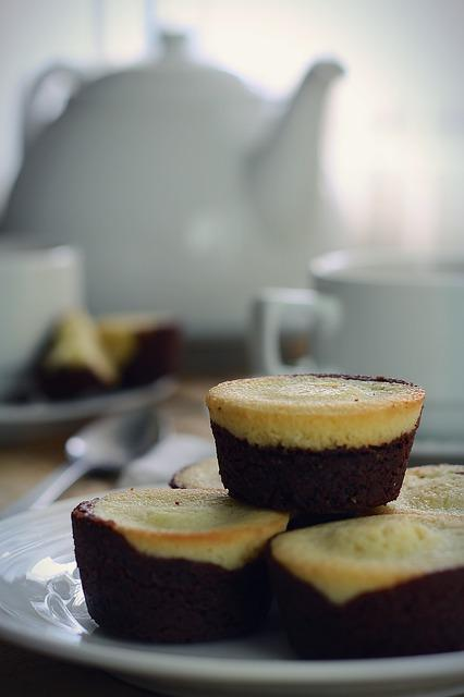 Teatime, Muffins, Brownies, Food, Homemade, Breakfast