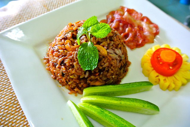 Fried Rice, Rice, Thai Food, Food, Meal, Lunch, Dinner