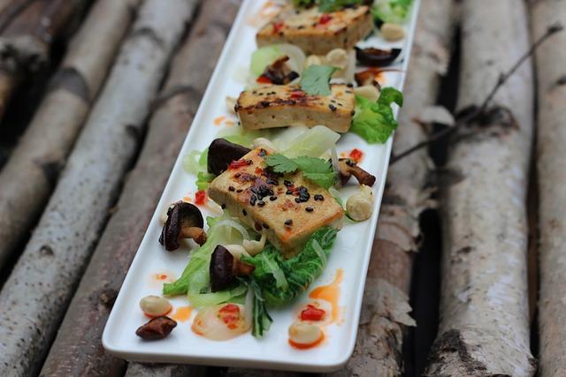 Tofu, Food