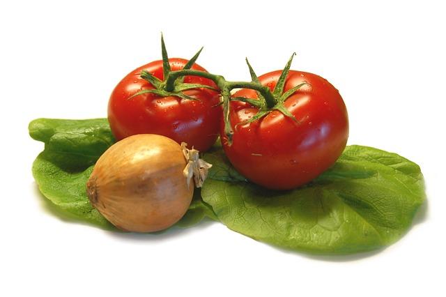 Food, Healthy, Tomato, Vegetable, Nutrition, Salad
