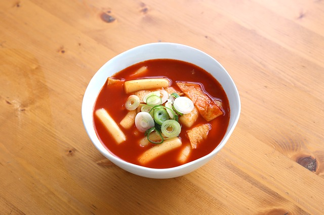 Toppokki, Food, Korean Food, Spicy Food