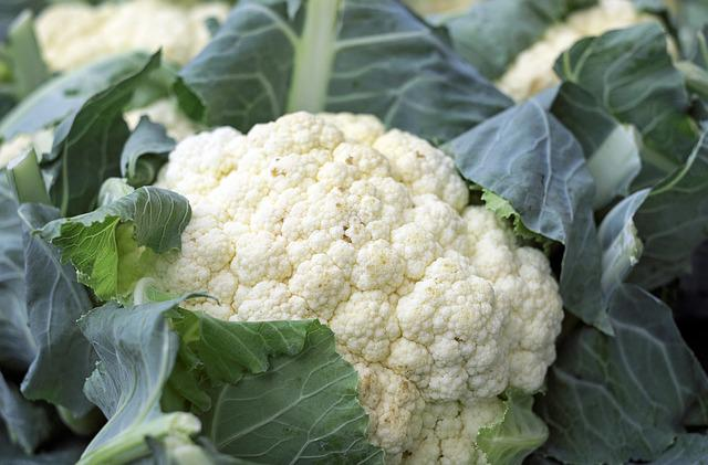 Cauliflower, Vegetables, Food, Vitamins