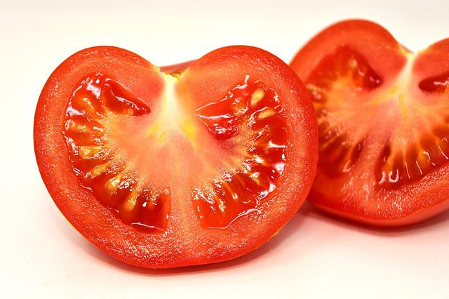 Tomatoes, Vegetables, Healthy, Food, Datailaufnahme