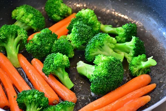 Carrots, Vegetables, Broccoli, Carrot, Food, Vitamins