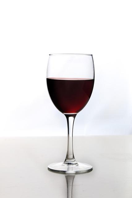 Wine, Glass, Red, Beverage, Healthy Food, Food