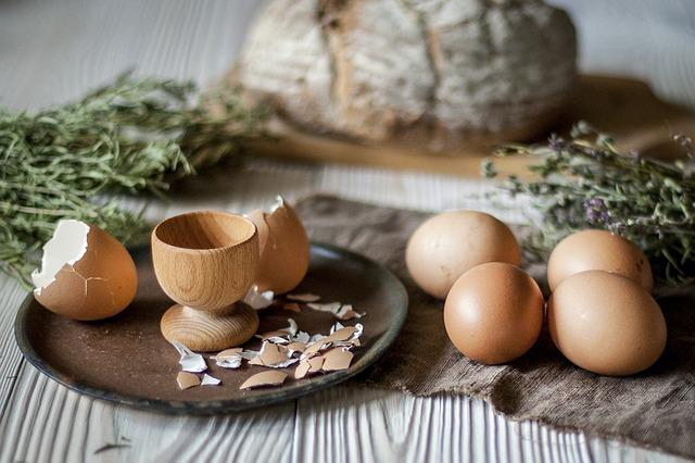 Food, Egg, Table, Wood, Cooking, Wooden, Healthy