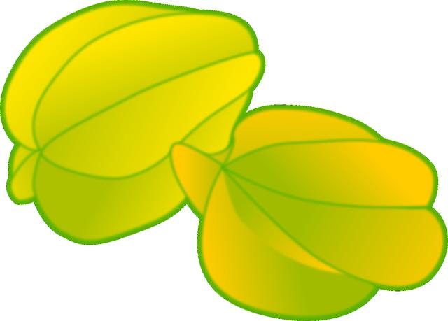 Starfruit, Fruit, Yellow, Food, Healthy Food