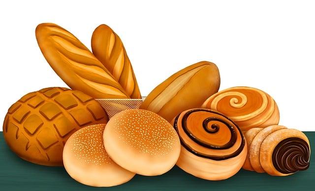 Bread, French Toast, Baking, Bakery, Foodstuff, Eat