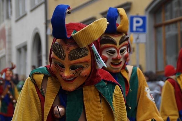 Fool, Clown, Harlequin, Joker, Fax Maker, Court Jester