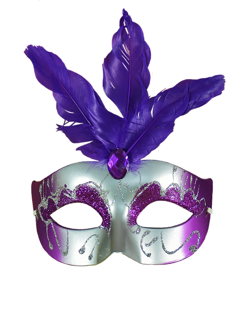 Carnival, Fool-time, Mask