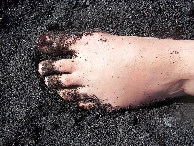 Foot, Stromboli, Volcanic, Geology, Aeolian, Sicily