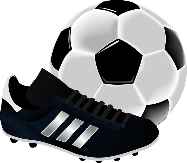 Soccer, Football, Football Boot, Ball, Sports, Leather