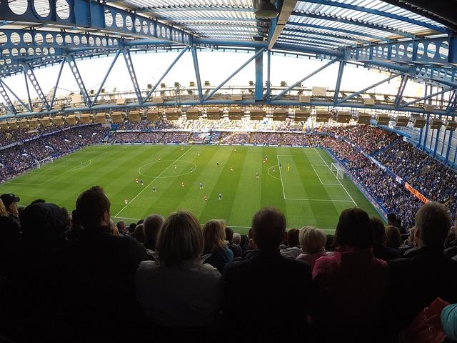 Football Field, Etihad Stadium, Manchester