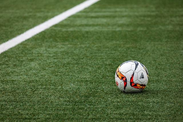 Ball, Sports Ground, Line, Football, Football Pitch