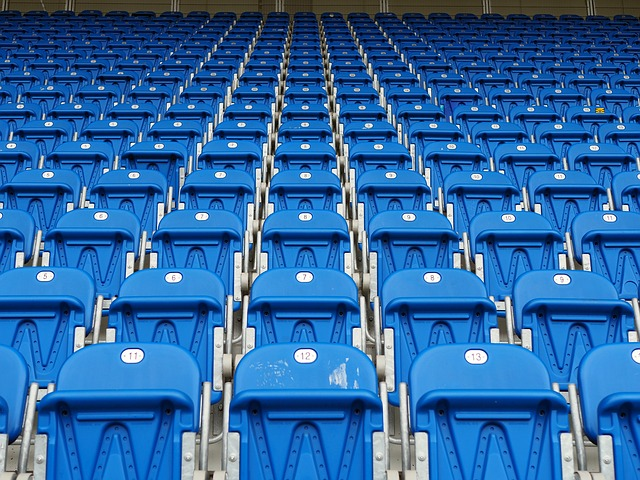 Seats, Football, Placement