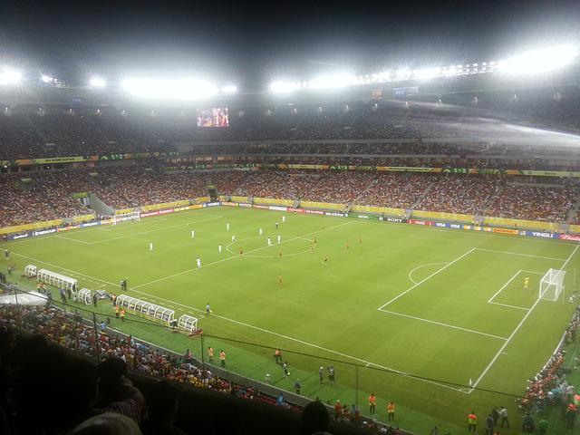 Stadium, Arena, Pernambuco, Football, National Stadium