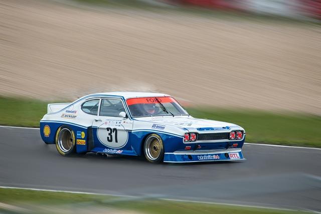 Oldtimer, Ford, Capri, Nürburgring, Oldtimer Gp