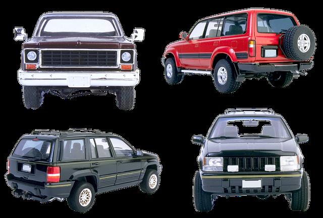Ford, Suv, Car, Oldtimer, Auto, Vintage, Retro