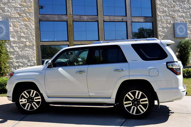 Toyota, 4 Runner, Japanese, Foreign Car, Car, Vehicle