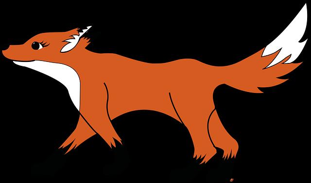 Fuchs, Goes, Immediately, Hunter, Forest Animal, Forest