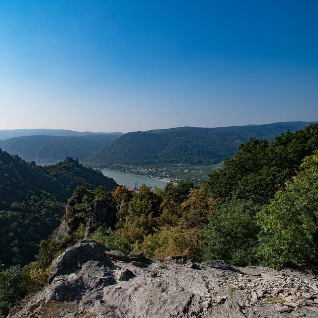 Nature, Ruin, Landscape, Summer, Burgruine, Forest