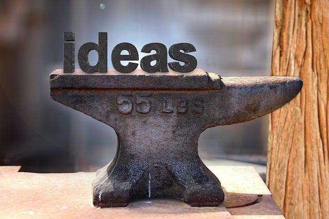 Anvil, Forge, Idea, Think Tank, Development, Eisenwerk