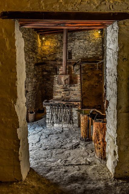 Blacksmith's, Tools, Forge, Stithy, Old, Craft
