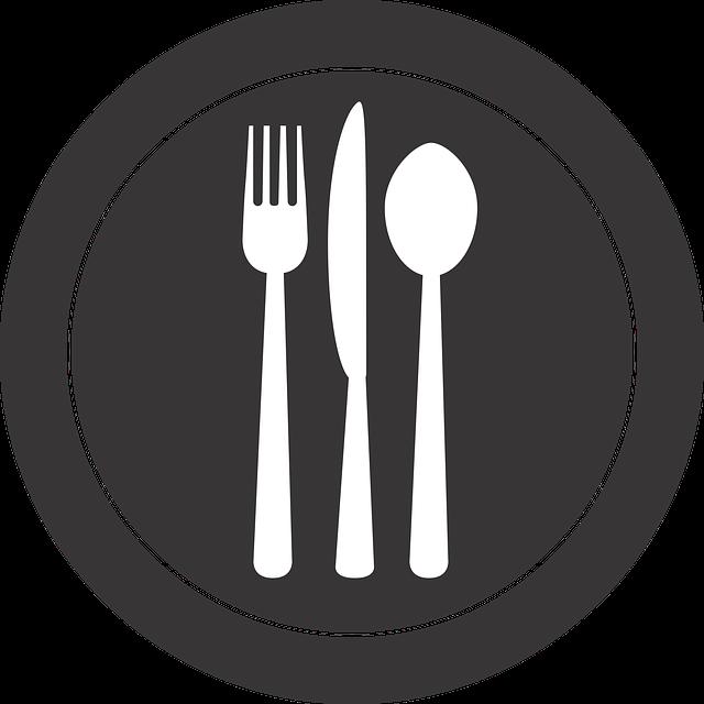 Silverware, Plate, Fork, Spoon, Dinnerware, Place