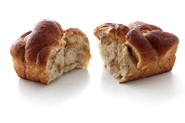 Bread, Form Bread, Bake, Buns, Shared Bread