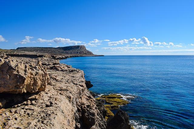 Rocky Coast, Formation, Rock, Nature, Sea, Landscape