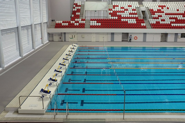 Olympic Swimming Pool, Watersport, Swimming, Formatting