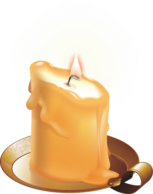 Candle, Light, Wax, Former, Heat, Flame