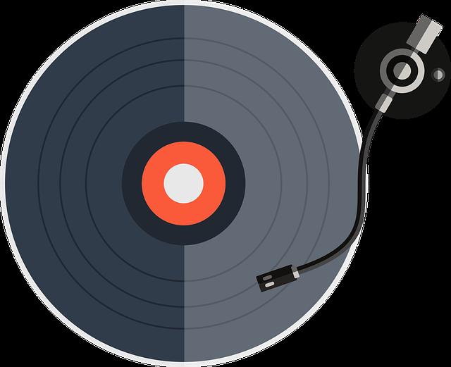 Vinyl, Platinum, Disk, Music, Dj, Drive, Former