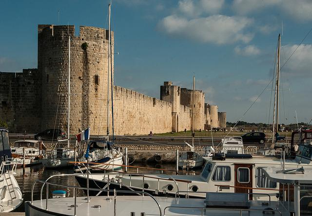 Camargue, Aigues-mortes, Ramparts, Fortifications